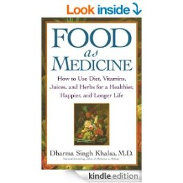 food as medicine book cover