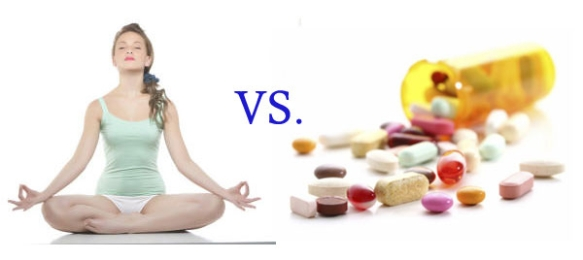 lifestyle vs medicine